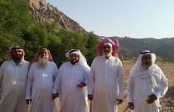 قصة وفاء من الجنوب إلى الشمال بطلها محمد سالم القحطاني