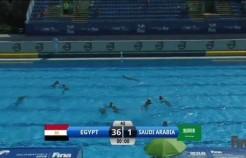 «آل الشيخ» يتوعد المتسبب في الهزيمة الفادحة لمنتخب كرة الماء أمام مصر