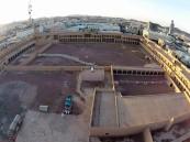 قصر القشلة الأثري.. من أهم مواقع التراث العمراني وسط حائل