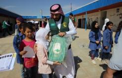 مركز الملك سلمان للإغاثة يواصل تقديم خدماته الطبية للاجئين بمخيم الزعتري