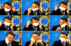 أعراض كورونا تظهر على رئيس البرازيل