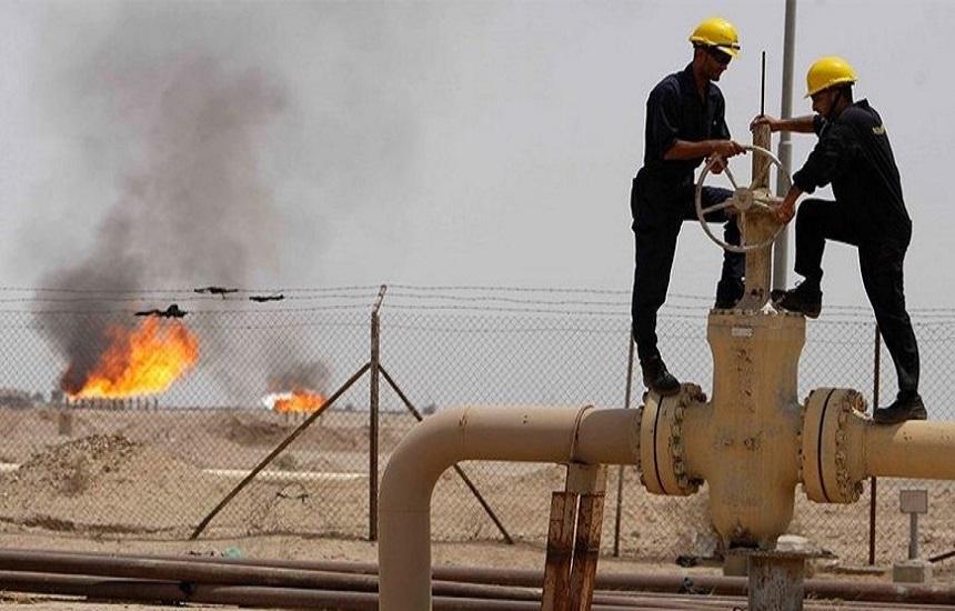 العراق يبدأ الإنتاج التجارى لحقل نفطى قرب إيران