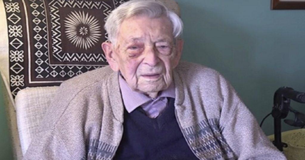 عمره 111عامًا.. بريطانى يدخل موسوعة جينيس كأكبر رجل فى العالم