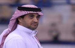 إيقاف رئيس نادي الشباب خالد البلطان
