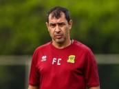 رسمياً… نادي الاتحاد يقيل مدربه كاريلي ويُعيّن خليفة مؤقتاً