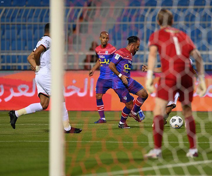 الشباب يفتتح دوري الأمير محمد بن سلمان للمحترفين بـ 3 نقاط